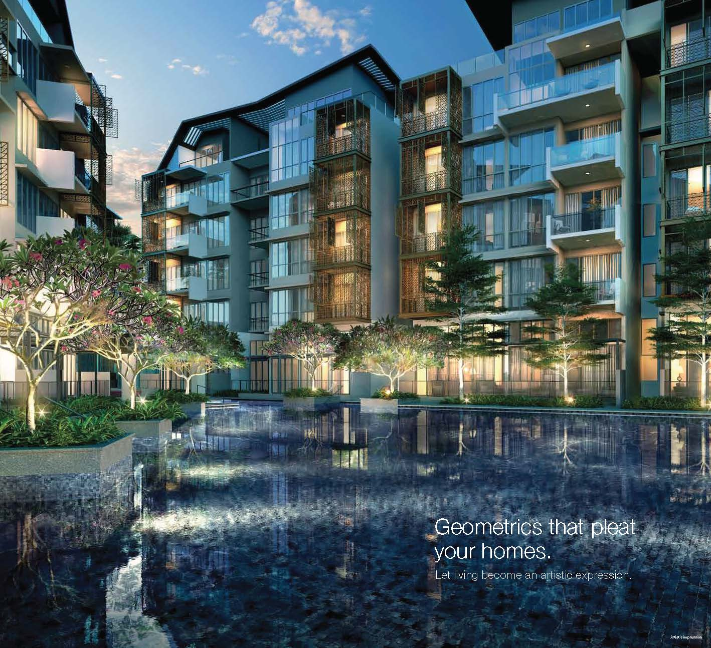 KI Residences Sunset Way Clementi review